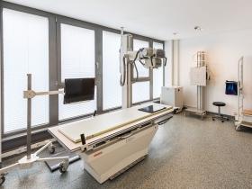 DX Radiographie (Röntgen)